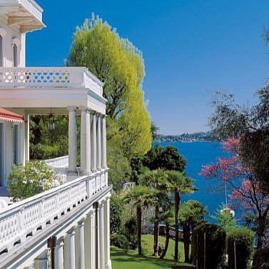 Grand Hotel am malerischen Lago Maggiore