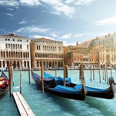 Charmantes Hotel in Venedigs Bestlage