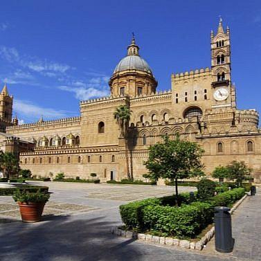 Palermo Sizilien Italien De