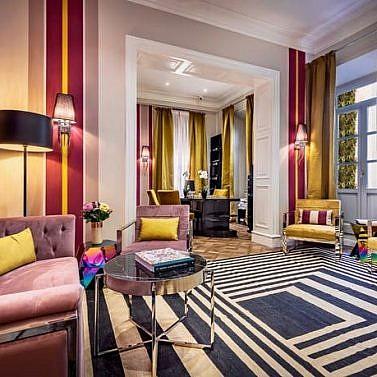 Neu renoviertes Boutique-Hotel in Florenz