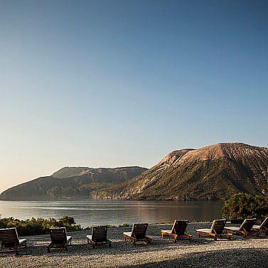5*-Resort auf der italienischen Vulkaninsel