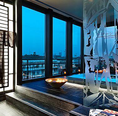 Elegantes Boutiquehotel in Mailand