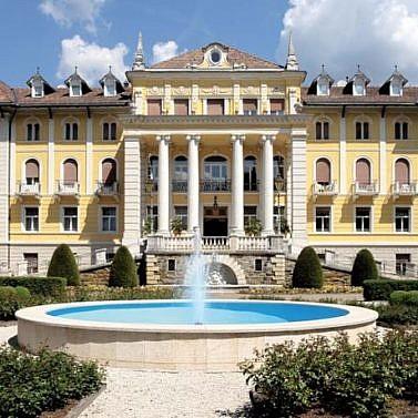 Kaiserlicher Wellnessgenuss im Trentino
