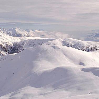 Skiparadies im Ahrntal
