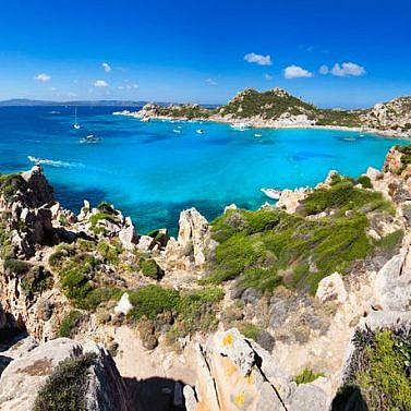 Sardinien: Villenurlaub an der Costa Smeralda