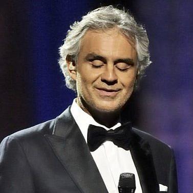 Live-Konzert: Andrea Bocelli in der Toskana