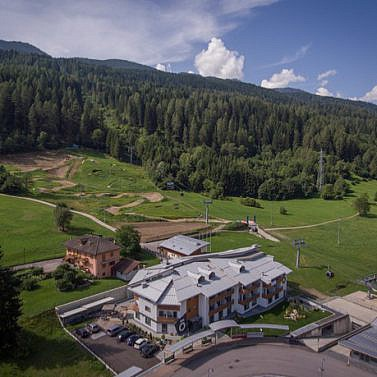Malerische Entschleunigung im Trentino