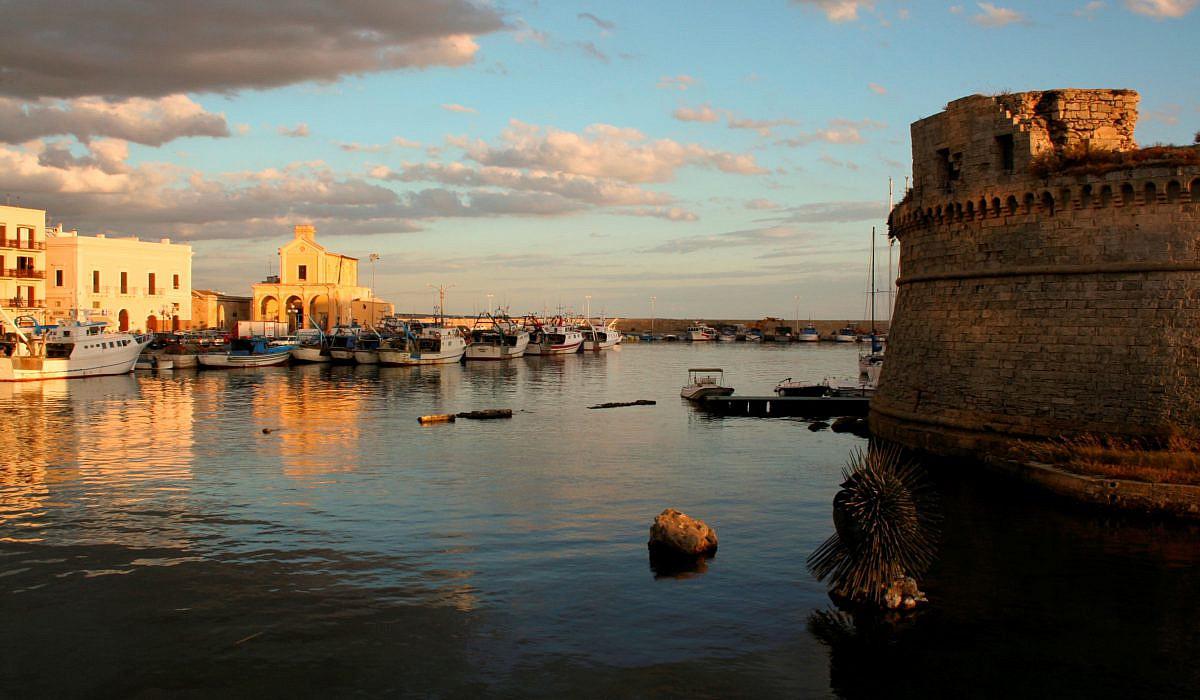 Gallipoli, Apulien | italien.de